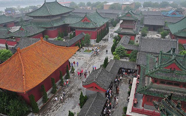 Kaifeng, Chine (Crédit : CC BY-SA,drnantu/Flickr)