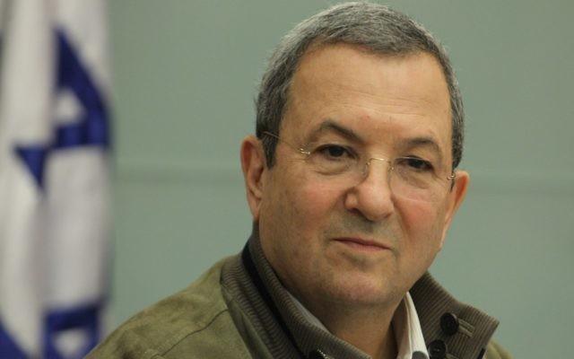 Ehud Barak (Crédit : Miriam Alster/Flash 90)