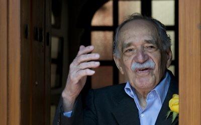 Gabriel Marcia Marquez (Crédit : Yuri Cortez/AFP)