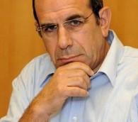 L'ancien négociateur israélien Gilead Sher (Crédit : Flash 90)