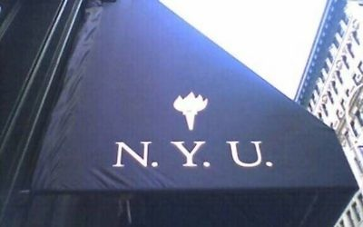 New York University (Crédit : CC BY SA/dykstrnet/Flickr)