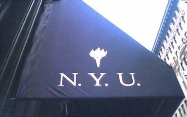 New York University (Crédit : CC BY SA/dykstrnet/Flickr)