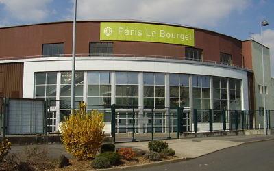 Parc des Expositions du Bourget (Crédit : WhisperToMe/Domaine public/Wikimedia commons)