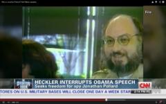 Jonathan Pollard (Capture d'écran Youtube/CNN)