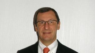 Jean-Claude Neymann (Crédit : Établissements René Neymann/JTA)