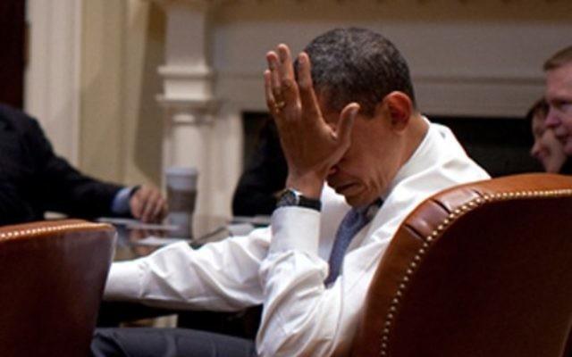 Barack Obama (Crédit : cheeseburger.com)