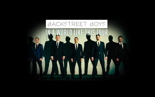 Les Backstreet Boys (Crédit : autorisation)