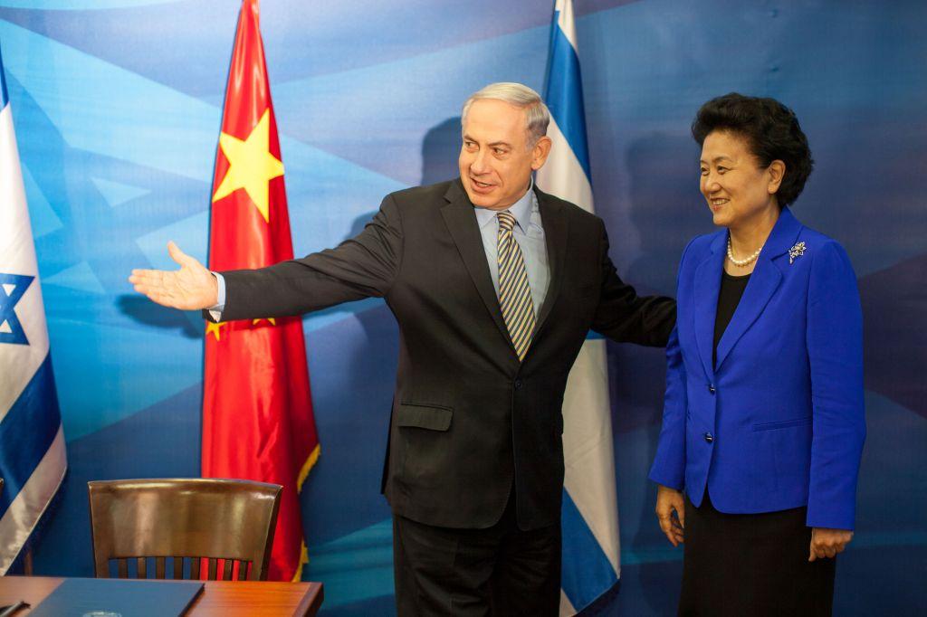Israël et la chine vont signer un accord pour un visa de 10 ans à