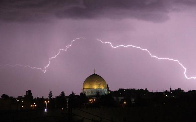 Jérusalem, le 7 mai 2014 (Crédit : Yishai Fleisher)