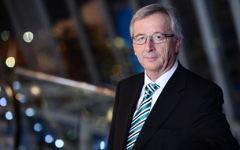 Jean-Claude Juncker (Crédit : CC BY 2.0/Wikimedia commons)