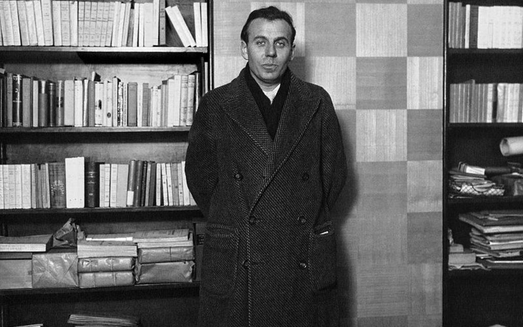 Louis Ferdinand Céline. (Crédit : Wikimedia commons/Domaine public)