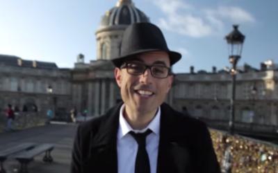 Marc Fichel (Crédit : capture d'écran YouTube)