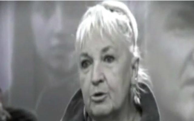 """Misha Defonseca, auteur de """"Survivre avec les loups"""" (Capture d'écran YouTube)"""