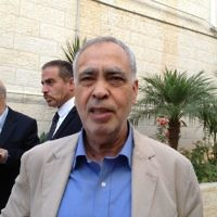 Mohammad Al-Madani (Crédit : Elhanan Miller/The Times of Israel)