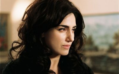 Ronit Elkabetz (Crédit : Wikimedia commons/CC BY SA 3.0)