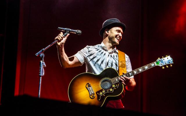 Justin Timberlake (Crédit : autorisation)