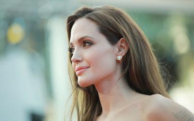 Angelina Jolie (Crédit : PAN Photo Agency / Shutterstock.com)