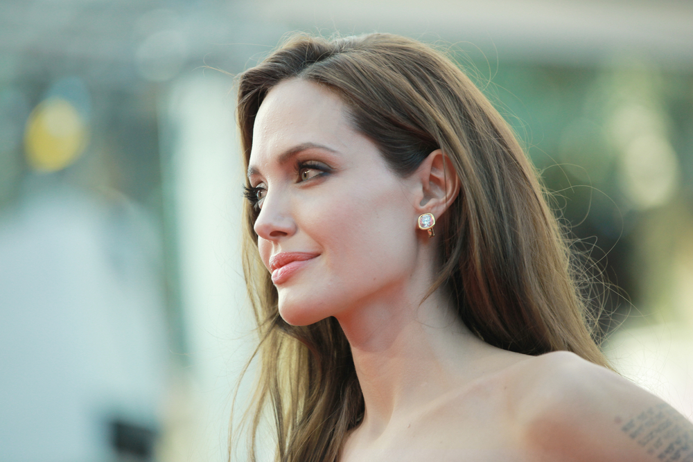 Angelina Jolie (Crédit : PAN Photo Agency / Shutterstock.com)