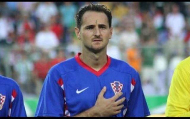 Josip Simunic (Crédit : capture d'écran YouTube)