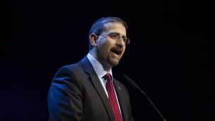 Dan Shapiro, ambassadeur américain en Israël - novembre 2013 (Crédit : Flash 90)