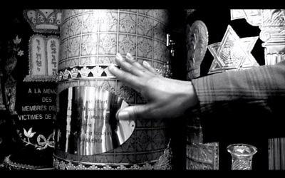 """Photo issue du documentaire """"Etre Juif et Noir en France"""" (Crédit : autorisation)"""