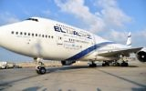 Un avion de la compagnie aérienne El Al. Illustration. (Crédit : Flash90)
