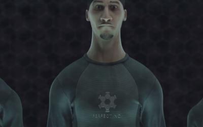 Capture d'écran YouTube de la vidéo de Nike