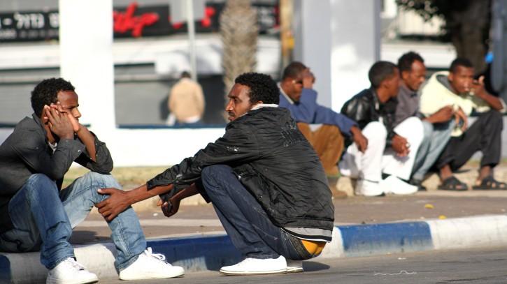 Sévères sanctions contre les migrants africains illégaux — Israël