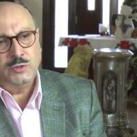 Manuel Hassassian, le représentant de l'Autorité palestinienne au Royaume-Uni (Crédit : capture d'écran YouTube)