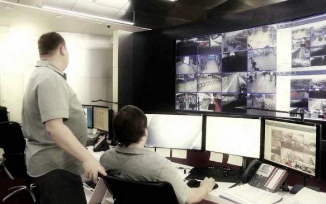 Le système de sécurité israélien NICE Situator qui sera utilisé pendant la Coupe du Monde au Brésil (Crédit : autorisation)
