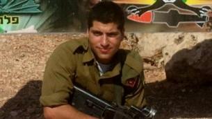 Le sergent Oz Mendelovich mort au combat à Gaza (Crédit : autorisation)