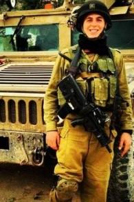Le sergent Sean Carmeli mort au combat à Gaza (Crédit : autorisation)