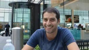 Le major Tsafrir Baror de Holon mort au combat à Gaza (Crédit : autorisation)