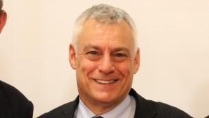 David Ward, député du parti des Libéraux démocrates au parlement britannique. (Crédit : CC BY-ND emcmillanscott/Flickr/File)