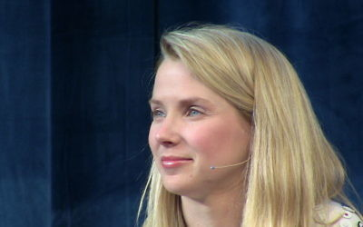 Marissa Mayer (Crédit : Keraunoscopia/Flickr/wikimedia commons/CC BY 2.0)