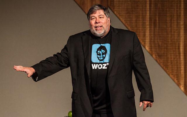 Steve Wozniak (Crédit : Nichollas Harrison/Wikimedia commons/CC BY SA 3.0)