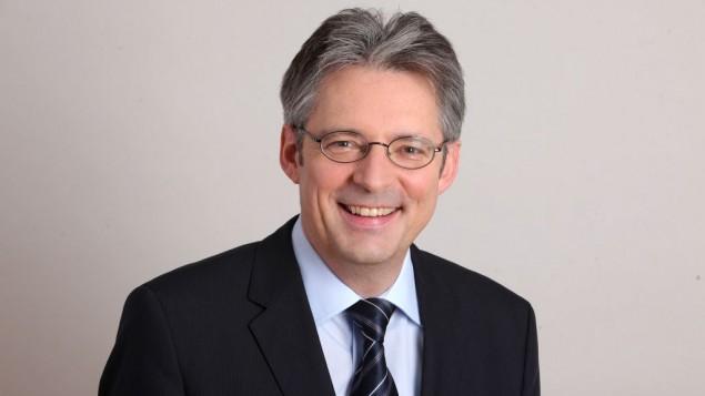 Achim Post, membre du Bundestag, dont le parti SPD fait partie de la coalition au pouvoir (Crédit : Courtoisie)