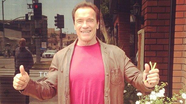 Arnold Schwarzenegger (Crédit : page Facebook Arnold Schwarzenegger)