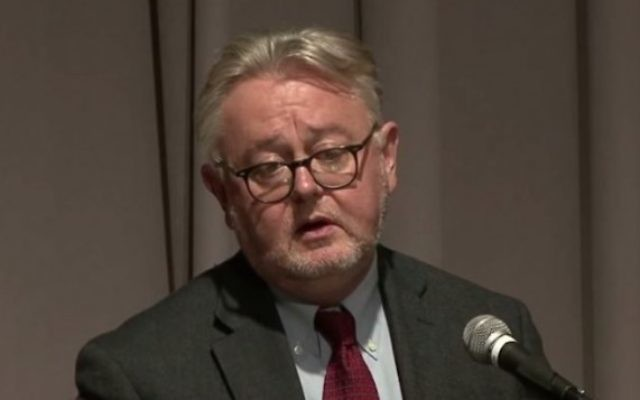 William Schabas (Capture d'écran : YouTube)