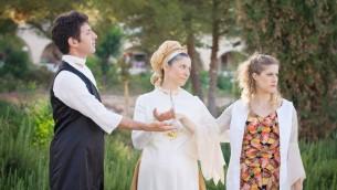 Une histoire d'amoureux qui offre un répit bienvenu après les événements de l'été (Crédit  Yitz Woolf)