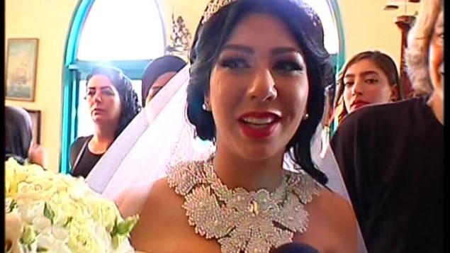 la mariée, Morel Malka (Crédit : capture d'écran Deuxième Chaîne)