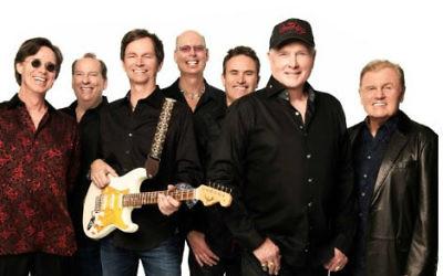 Le groupe musical des Beach Boys (Crédit : autorisation)