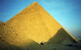 Pyramide de Gizeh - Kheops (Crédit : Jerzy Strzelecki/Wikimedia commons/CC BY SA 3.0)