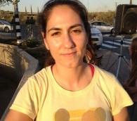 Une étudiante à Ariel (Crédit : Elhanan Miller / Times of Israël)