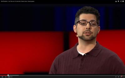 Capture d'écran Zak Ebrahim (Crédit : YouTube)