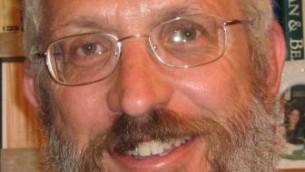 Le professeur Michael Firer, un bio-technologiste de l'Université d'Ariel, qui a co-écrit l'étude (Crédit : Autorisation)