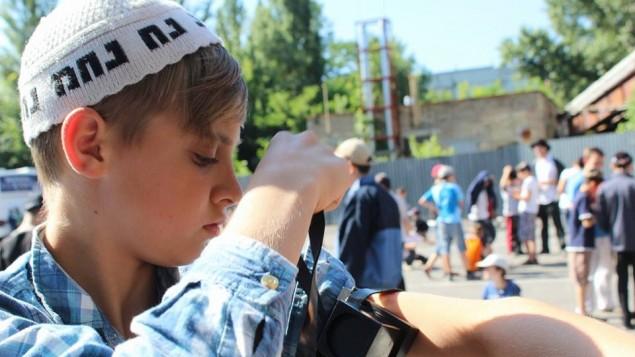 Les synagogues et les centres juifs envoient leurs enfants au camp Yeka (Crédit : Autorisation)