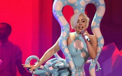 Lady Gaga (Crédit : Kevin Mazur)