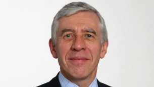 Jack Straw (Crédit : UK Ministry of Justice/Wikipedia Commons)