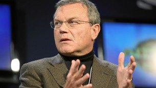 Sir Martin Sorrell (Crédit : Copyright forum économique mondial de Suisse image.ch/Photo by Sebastian Derungs)